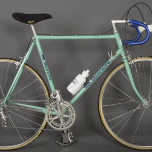 bianchi retro cykel