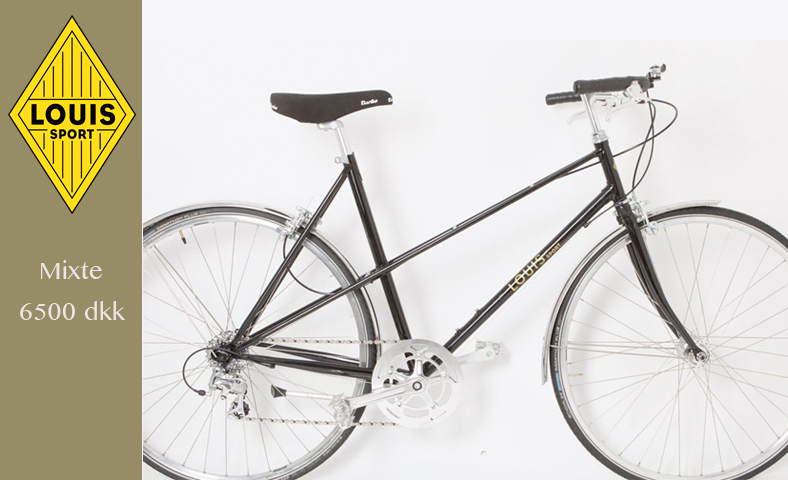 mixte cykel, mixte bicycle, motobecane mixte, peugeout mixte